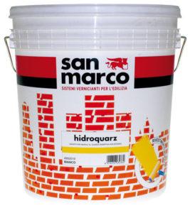 Pittura murale al Quarzo per esterno. - Ferr-Casa